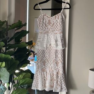 New with tags! Lace dress